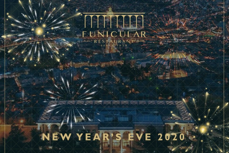 NEW YEAR'S EVE 2020 RESTAURANT FUNICULAR TBILISI