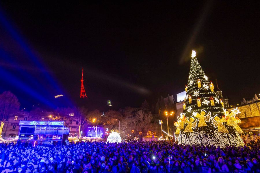 Tbilisi New Year Package 4 Days