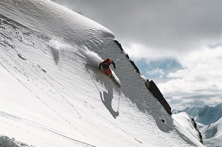 Heli-skiing in Gudauri