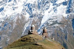 Gudauri to Kazbegi Day Tour